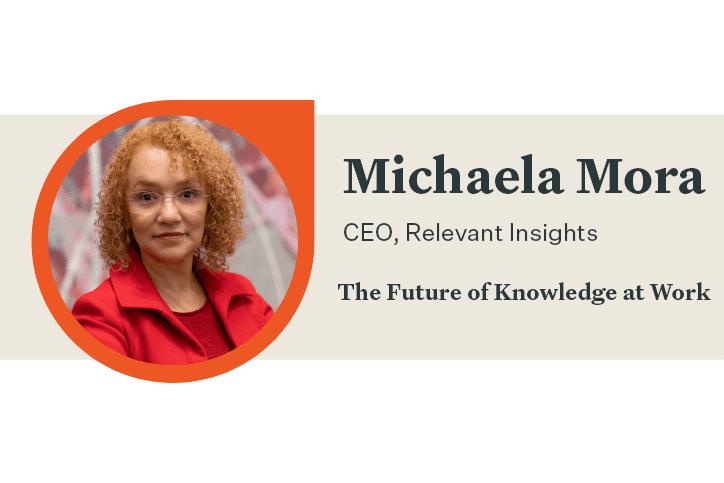 Michaela Mora Q&A header