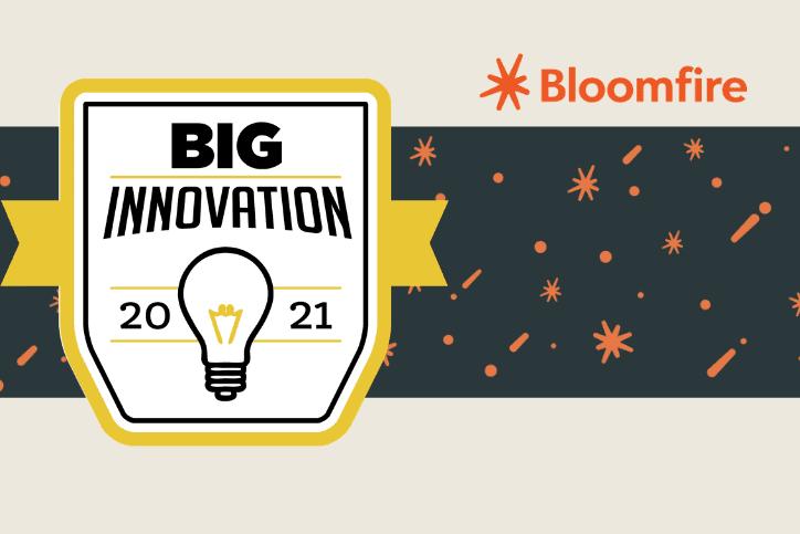 BIG Innovation Award logo 2021