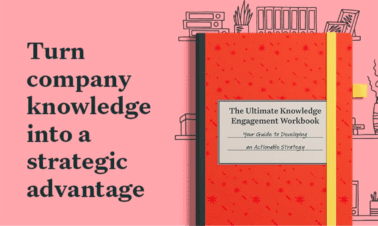 The Ultimate Knowledge Engagement Workbook
