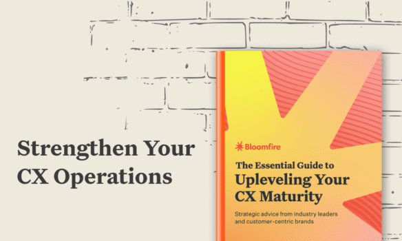 The Essential Guide to Upleveling Your CX Maturity