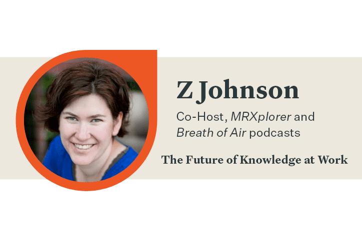 Z Johnson Q&A banner
