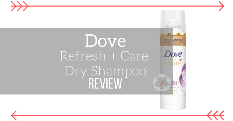 Dove Refresh and Care Dry Shampoo Review