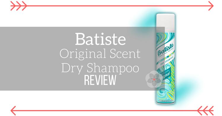 Batiste Original Scent Dry Shampoo Review