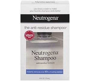 Neutrogena Anti-Residue Shampoo in Box