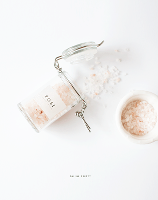 Rose Body Scrub