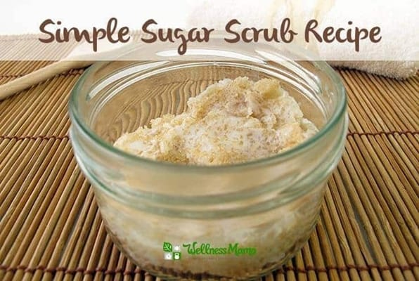 Simple Sugar Scrub