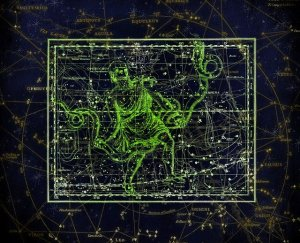 Constellation of Ophiuchus - The 13th Zodiac Sign