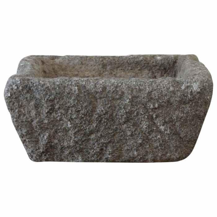 Vintage Stone Mortar Bowl