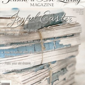 Jeanne D' Arc Living Magazines 3rd Edition