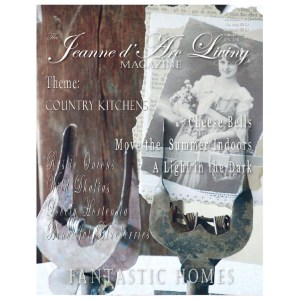 Jeanne D' Arc Living Magazines 5th Edition