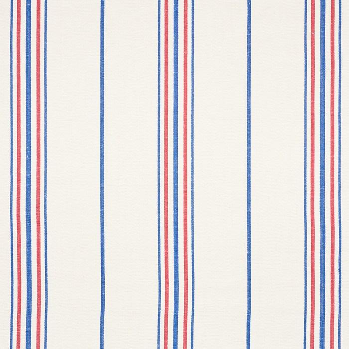 Scarset Stripe Blue & Red