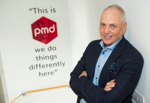 Peter Dobson, managing director of PMD Business Finance