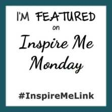 inspire me monday link party, link party, link parties