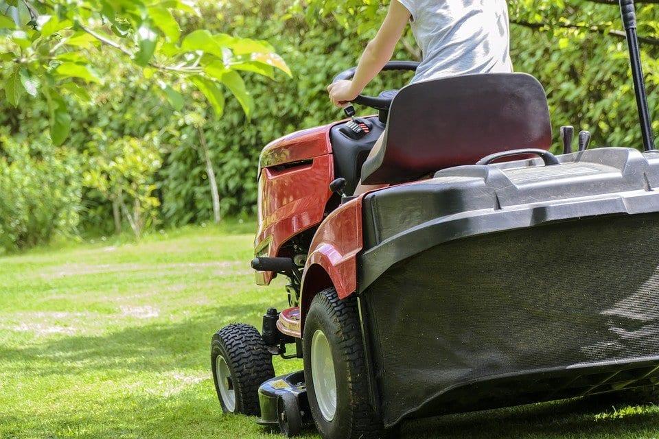 grass mower