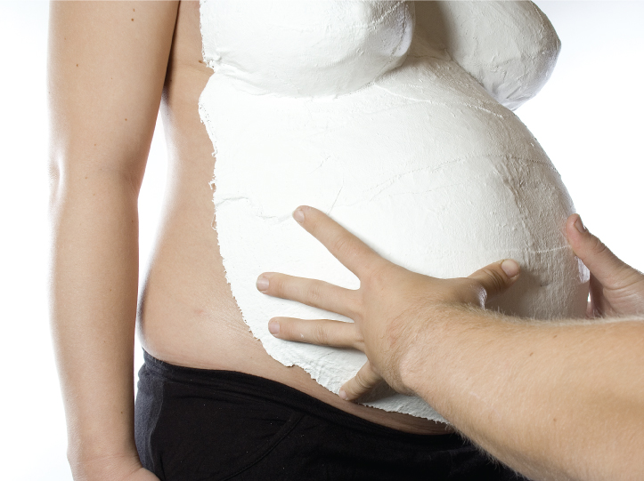 Blooming Baby 3D/4D Ultrasound Imaging and Belly Casting