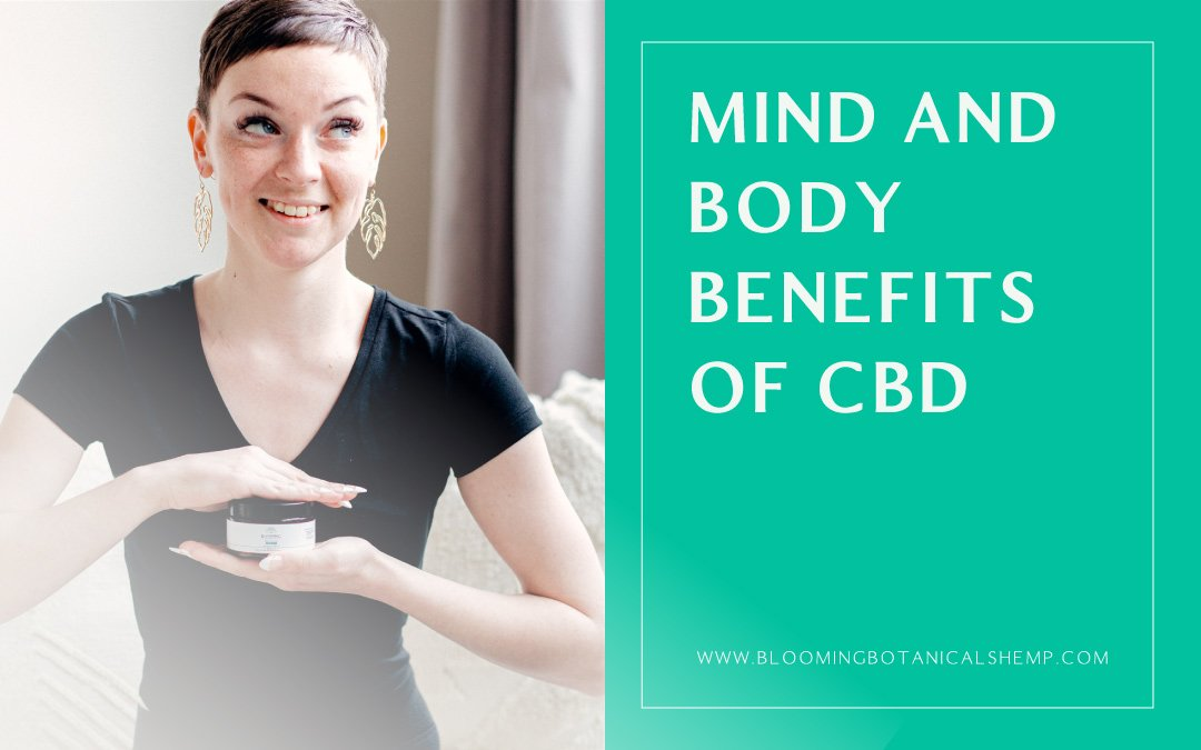 The Benefits of CBD