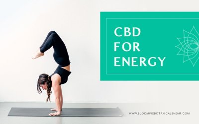 What You Need to Know About CBD for Energy
