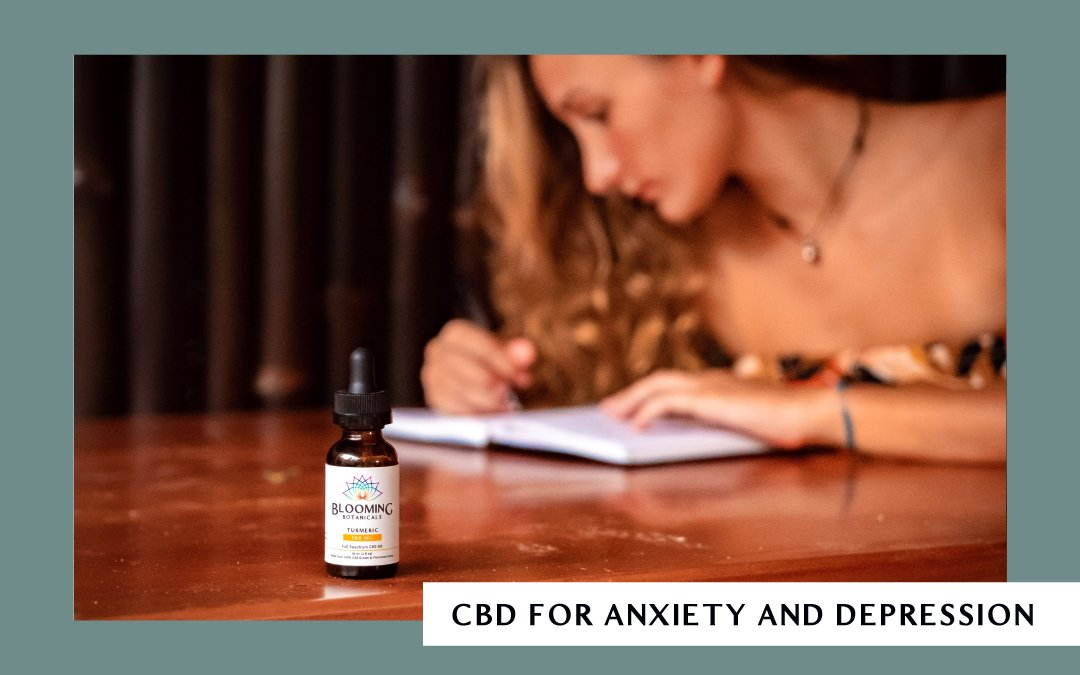 CBD for Depression and Anxiety: Does It Really Help?