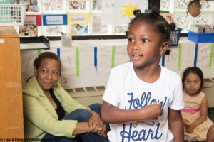 Bloomingdale Brief: Elementary School Children Visit the 4s at Project Hope