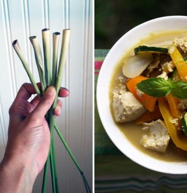 Lemongrass and Curry