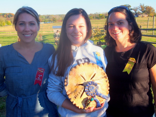 2015 pie bake-off winners of the people's choice vote!