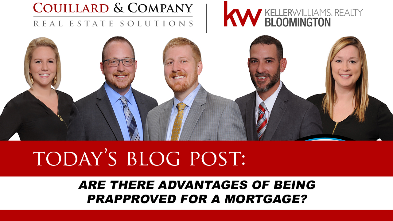 Are There Advantages of Being Preapproved For a Mortgage?