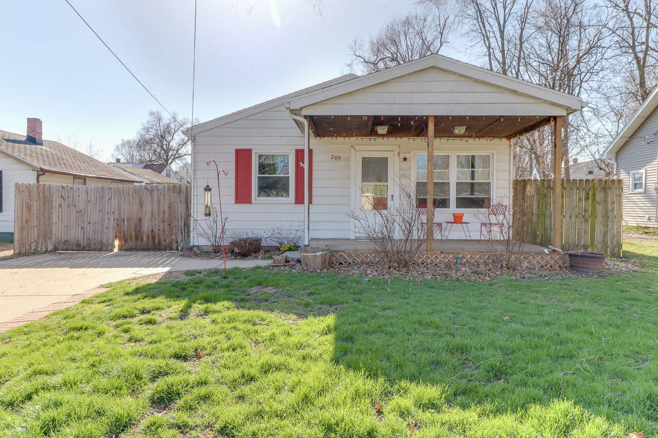 209 Keiser, Normal IL 61761