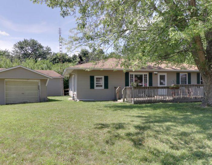 316 W. Kickapoo Drive, Downs, IL 61736- SOLD!