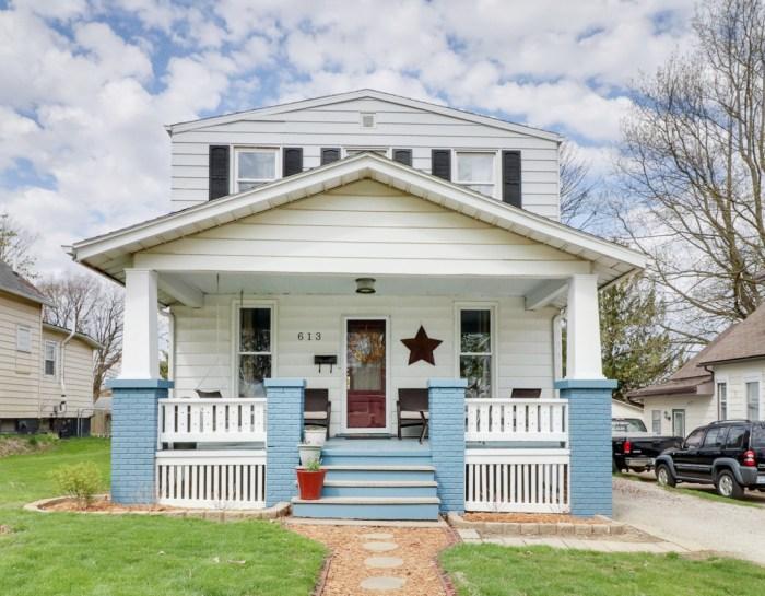 613 S Clinton Street, Bloomington – SOLD