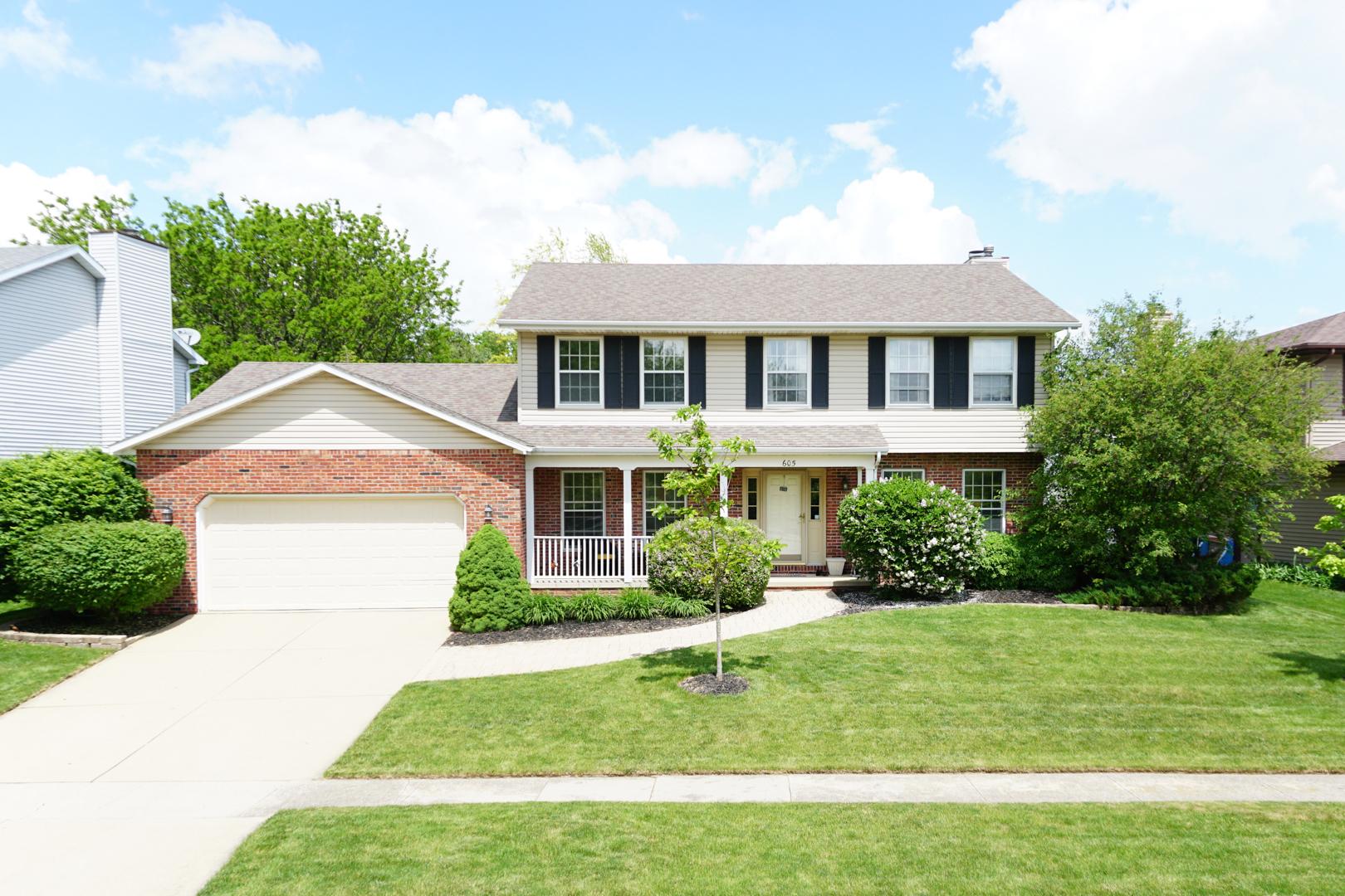 605 Lake Shore Drive, Bloomington IL 61704 – SOLD!