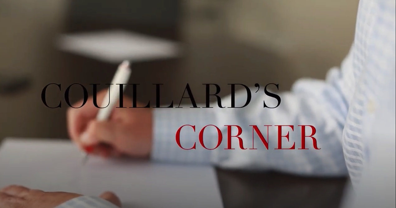 Couillard's Corner Ep. 1