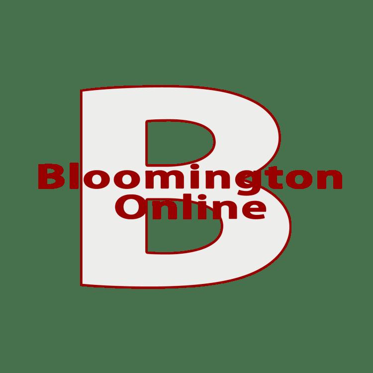 Bloomington Online Logo