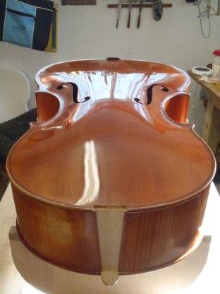 Cello ready for reset