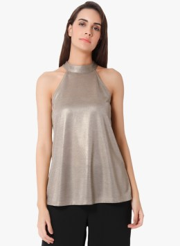 Vero Moda Grey Textured Top