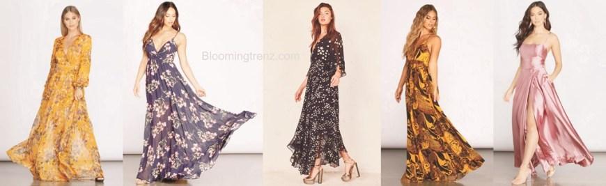 Maxi Dresses for women