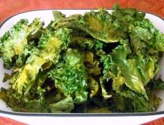 Kale chips | Blooming Vegan