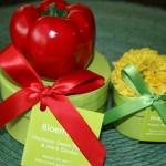 floral sachet-prize garden gift