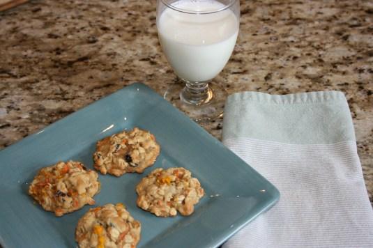 Oatmeal carrot cookies recipes
