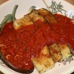 sauteed eggplant dish recipe