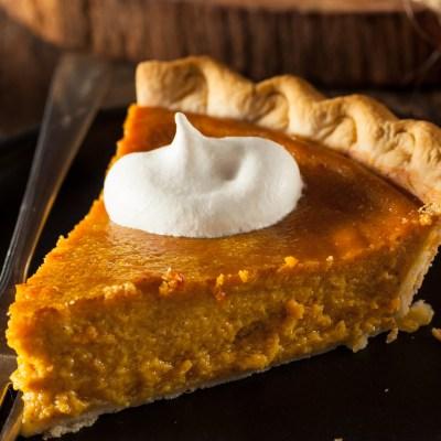 Halloween Pumpkins = Pumpkin Pie