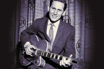 Chet Atkins, CGP Chet Atkins, CGP ChetAtkins guitarra Country 1