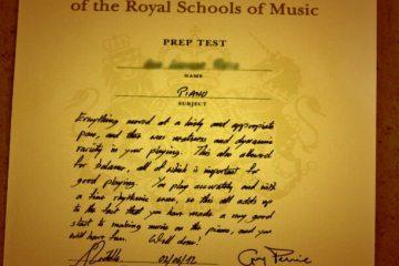 Exames internacionais ABRSM em música clássica Exames internacionais ABRSM em música clássica Exames internacionais Escola de mu  sica