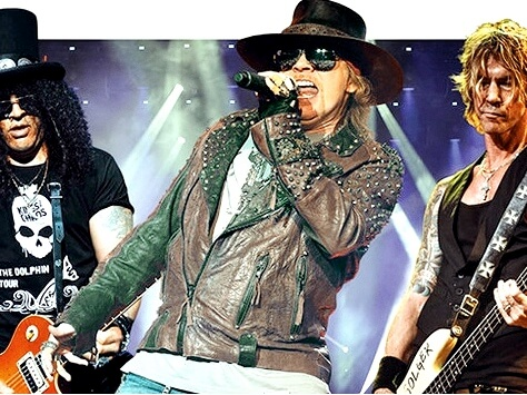 revista guitar player - guns n'roses: assista à entrevista concedida ao fantástico Revista Guitar Player – Guns N'Roses: assista à entrevista concedida ao Fantástico guns roses