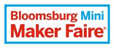 Bloomsburg Mini Maker Faire logo