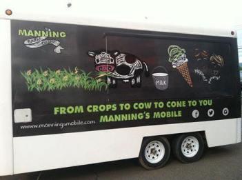 Manning's Mobile Ice Cream Shoppe