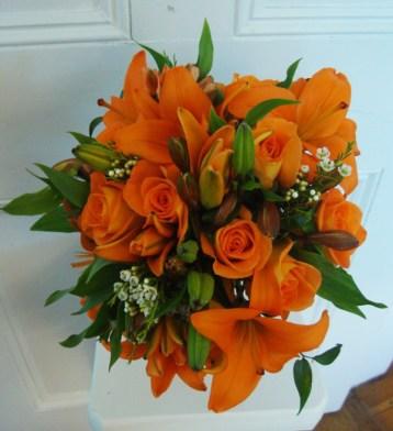 orangeliliesandroses