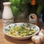 Garden to Table Recipe; Basil