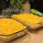 Yellow Squash; Garden to Table Recipe
