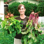 French Peasant Beets ; Garden to Table Recipe
