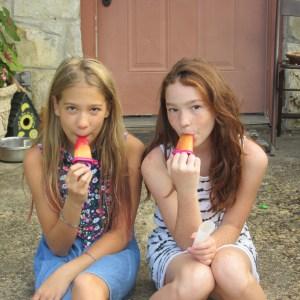 The sweet taste of Summer!